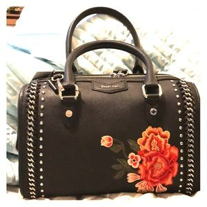 🆕Calvin Klein Leather Satchel